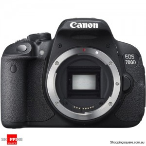 Canon EOS 700D Body Digital Camera