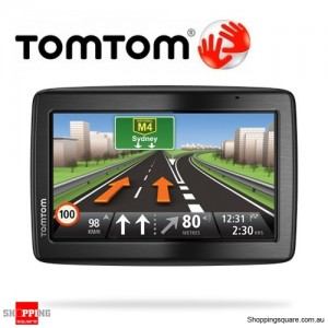 "TOMTOM VIA 280 5"" B/TH, GPS Navigation System"
