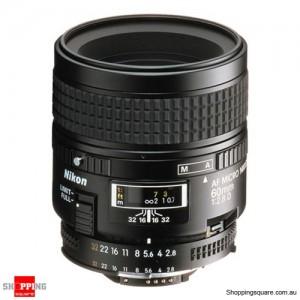 Nikon AF-Micro-Nikkor 60mm F/2.8D