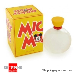Mickey Mouse 100ml EDT by Disney