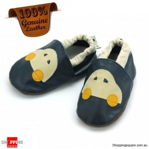 Soft Leather Baby Infant Shoes Size 3