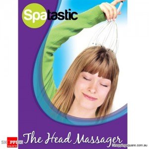 Spatastic Head Scalp Massager