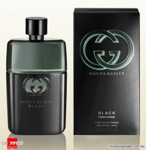 Gucci Guilty Black 90ml EDT Pour Homme Men Perfume