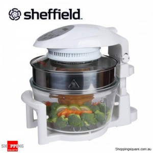 Sheffield Digital Convection Oven: 17L