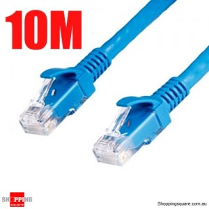 10M RJ45 CAT5 Ethernet Lan Internet Network Cable