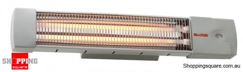 Maxim RH02 1200W Bathroom Radiant Wall Mount Heater
