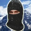 Full Face Cover Winter Ski Mask Balaclava Black Colour