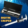 Stainless Steel 6 inch 150mm LCD Digital Caliper