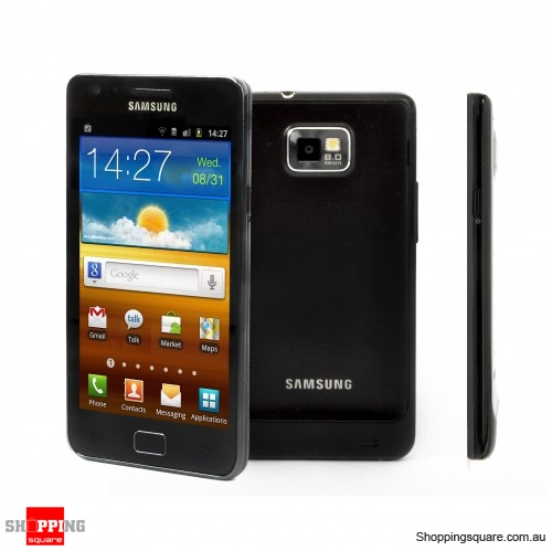 Samsung i9100 Galaxy S II Smart Phone - Black