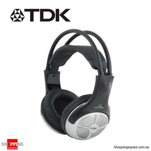 TDK Headphone ST-550 with Volume Control