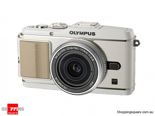 Olympus PEN E-P3 KIT(14-42) Digital Cameras White