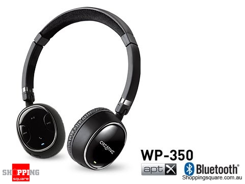 5d1b0e465be Creative WP350 Bluetooth Headphones - Online Shopping @ Shopping  Square.COM.AU Online Bargain & Discount Shopping Square