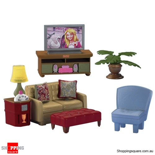 Fisher Price Loving Family Feature Furniture Online Shopping Shopping Square Com Au Online