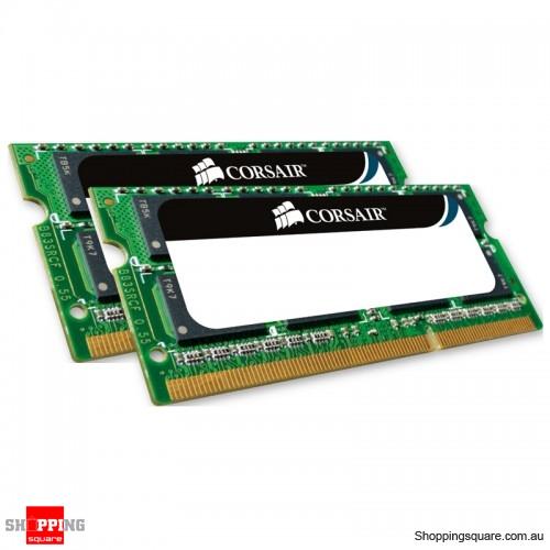 Corsair CMSO8GX3M2A1333C9 8GB DDR3 Kit For Laptop