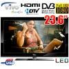 "Vivo 23.6"" (60cm) Full HD LED TV with Built-in HD Tuner 1920x1080P with HDMI and USB"