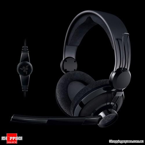 Razer Carcharias Gaming Headset, Comfort Circumaural Design