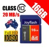 JoyFlash 16GB SDHC Card Class10 - Extreme Fast