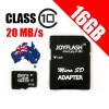 JoyFlash 16GB micro SDHC Card Class10 - Extreme Fast
