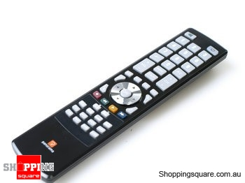 8IN1 Universal Remote Control Black