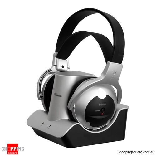 Wintal RF900 Premium Stereo Wireless Headphones Spare Headset