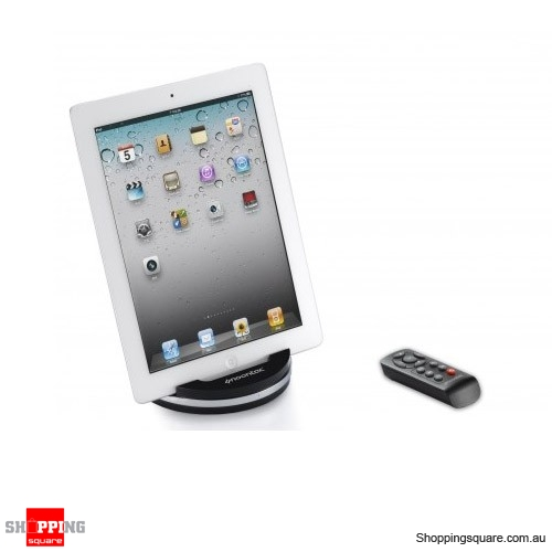 iPhone iPad, iPod To TV docking Media Player with Remote Control , HDMI Output