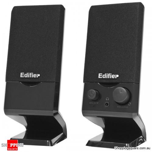 Edifier M1250U USB M/Media 2.0 - Black Speaker