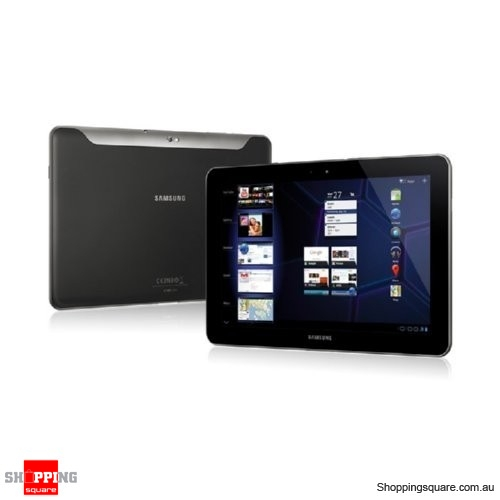 Samsung P7500 GALAXY Tab 10.1inch 16GB WiFi - Black