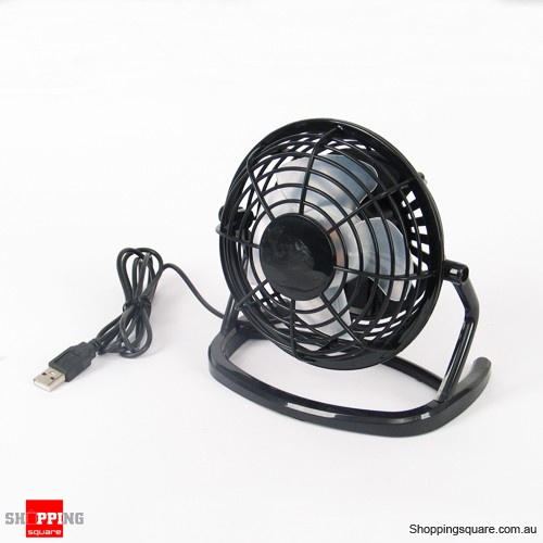 Portable 6inch USB Power Desktop Fan - Super Quiet