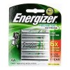 Energizer 2300mAh Rechargeable AA Batteries - Pack of 4