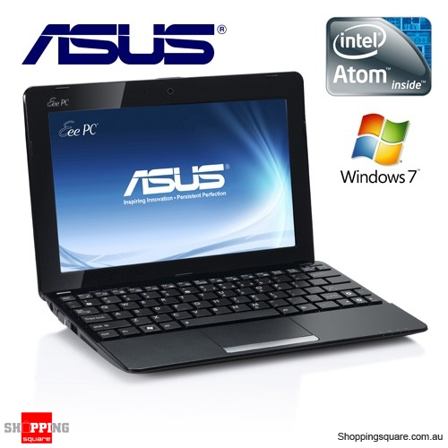 Asus Eee PC 1015PX 10.1 inch Netbook N570 - Black