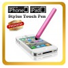 Pink Color Stylus Touch Pen For iPhone 6 Plus 5S 5C 5 iPad Air Samsung Galaxy