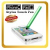 Green Color Stylus Touch Pen For iPhone 6 Plus 5S 5C 5 iPad Air Samsung Galaxy