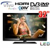 VIVO 32'' HD LED LCD TV with DVD player and Built-in HD Tuner, PVR Function from USB connection
