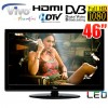 "Vivo 46"" Full HD LCD TV with Built-in HD Tuner, HDMI,1920 x 1080"