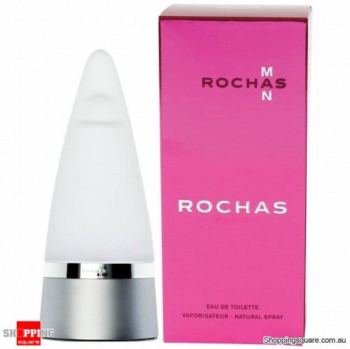 rochas man 100ml edt spray for men perfume online. Black Bedroom Furniture Sets. Home Design Ideas
