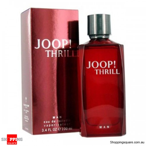 joop thrill man by joop 100ml edt for men perfume online shopping shopping square com au. Black Bedroom Furniture Sets. Home Design Ideas