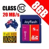 JoyFlash 8GB SDHC Card Class10 - Extreme Fast