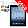 Apple The New iPAD 3rd Generation 64GB Black