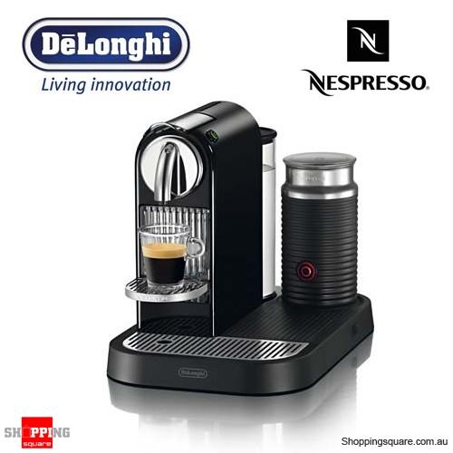 nespresso machine pods