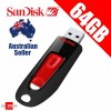SanDisk 64GB Ultra USB Flash drive - 15MB/s