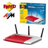 Fritz!Box AVM7270 ADSL2+ Router with VoIP, DECT, Wireless N, 3G, USB Media Sharing 4 Port 10/100