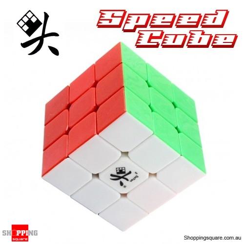 Dayan 2-GuHong 3x3 Stickerless Speed Cube