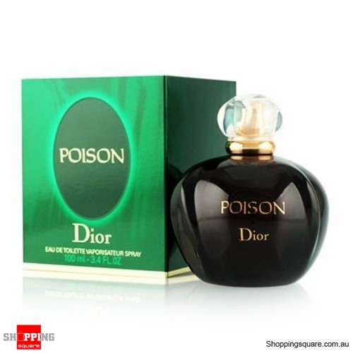 Poison by Christian Dior 100ml EDT