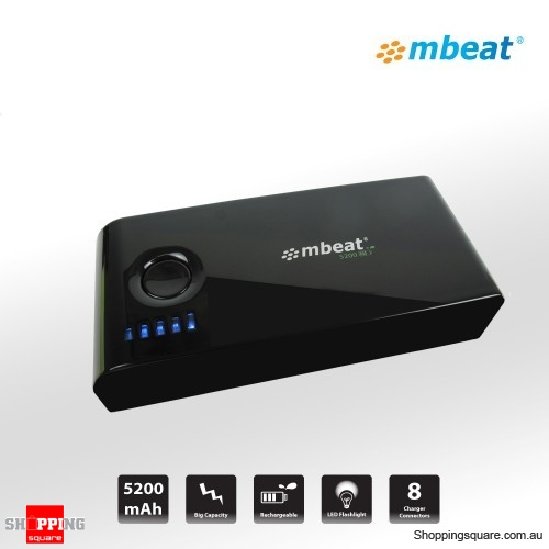 Mbeat Mini Universal 5200mAh power bank