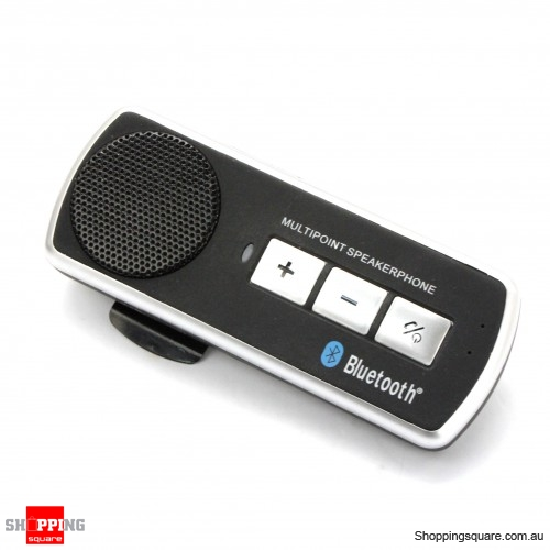 New Bluetooth Multipoint Speakerphone Wireless Handsfree