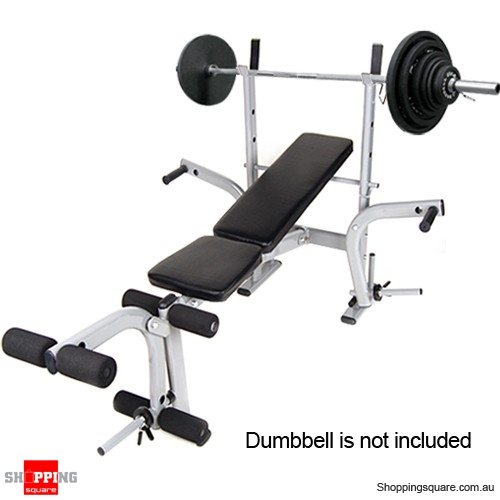 Fitness Home Gym Weight Bench Press Online Shopping Shopping Square Com Au Online Bargain