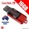 Sandisk Cruzer Switch 16GB USB Flash Drive- DS