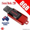 Sandisk Cruzer Switch 8GB CZ52 USB Flash Drive- DS