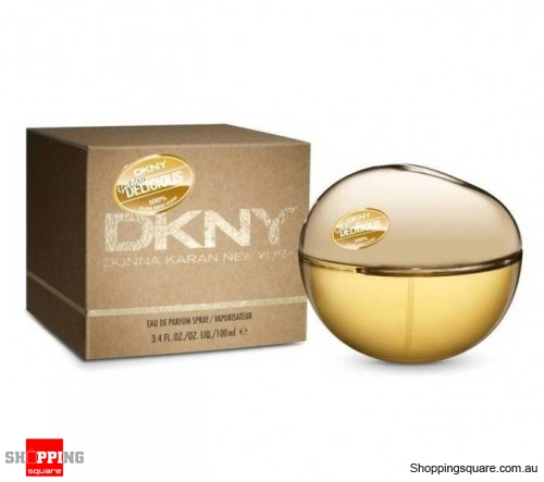 GOLDEN DELICIOUS by DKNY 100ml EDP For Women Perfume