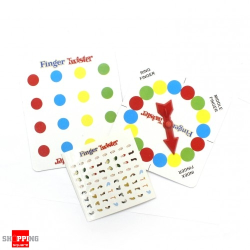 Finger Twister Set Board Games Online Shopping